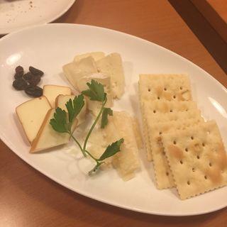 チーズの五種盛り(チコリ (Cicoria))