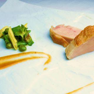 鶏肉のグリル(NARITA YUTAKA )