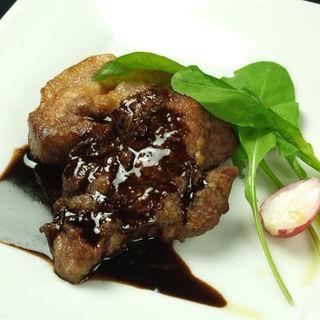 千葉県産いも豚ロースグリル(Wine&Dining 蔵人 )