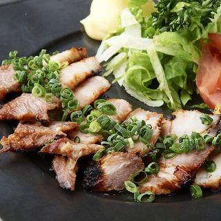 豚バラの味噌漬け炙り焼き(きなっせい 松戸店 (【旧店名】博多水炊き とり家きなっせい))