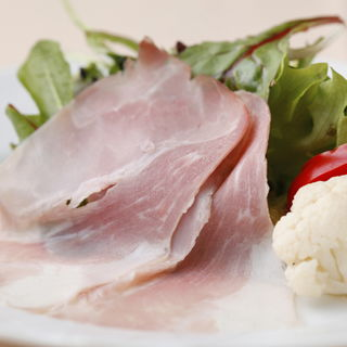 イタリア産プロシュート(ナチュラルダイエットレストラン NODO (NATURAL DIET RESTAURANT))