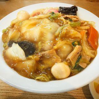 中華丼(らーめん西華)