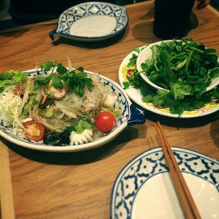 ヤムウンセン(Thai Cafe Piimai(タイカフェ ピーマイ))