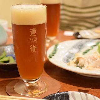 マドンナビール(道後麦酒館)
