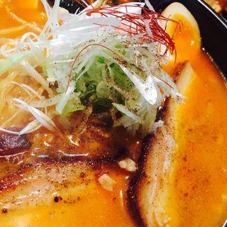 辛味噌ラーメン(麺屋雪風)