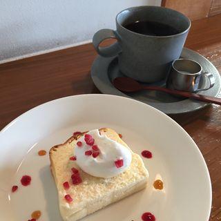 ガトーフロマージュ(カフェトリコ (CAFE TRICOT))