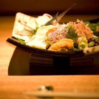 鮮魚の盛り合わせ(なでしこ )