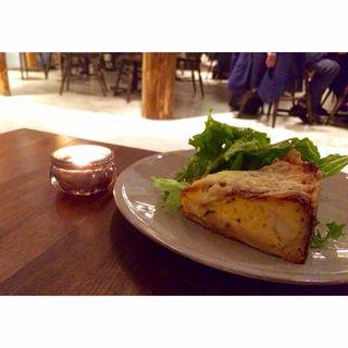 4種類のチーズキッシュ(ムロマチカフェハチ (muromachi cafe 3+5))