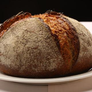 自家製パン(ヌキテパ)