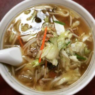 野菜炒麺(ちゃんぽんめん)(新三陽 後楽園店 (シンサンヨウ))
