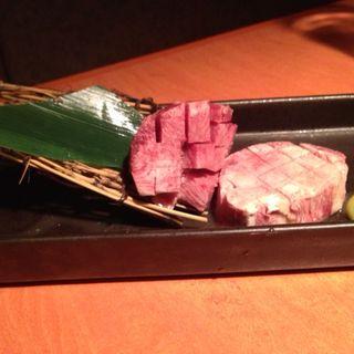 厚切り牛タン(牛角 栃木店 )
