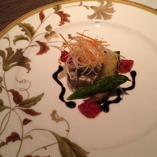 大仙鶏肉のソテー(創作料理 宿 )