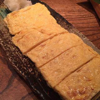 玉子焼き(渋三魚金 )
