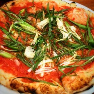 ネギナーラ(ピッツァ メルカート (Pizza Mercato))