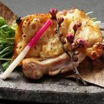 鶏モモ肉の西京焼き