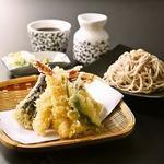 薩摩軍鶏 天ぷら盛り合わせ
