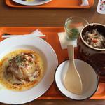 淡路島のまるごと玉ねぎ、明石のたこ飯