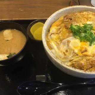 かつ丼(ポミエ )