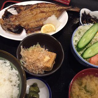 焼魚定食(多古屋 )