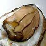 蒸し牡蠣(オルティージャ (ORTIGIA))