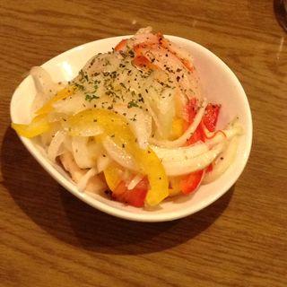 タコのマリネ(Pizza Land (ピッツァ ランド【旧店名】アイムピッツァ))