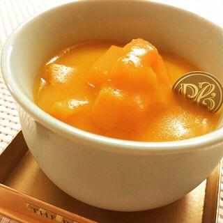 マンゴー杏仁豆腐(ペニンシュラ)