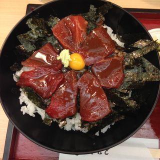 鉄火丼(魚重 )