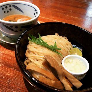 つけ麺  トッピング メンマ(つけ麺二代目みさわ)