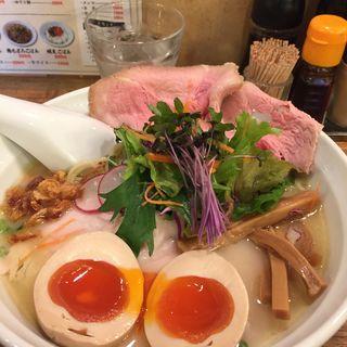 特製鶏白湯(麺屋 信成 )