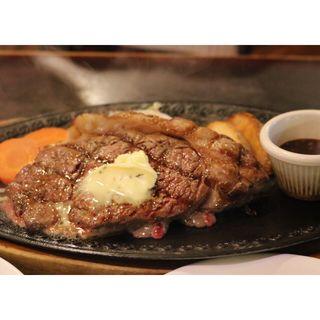 サーロインステーキ(レギュラー)(ステーキ&ハンバーグの店 いわたき 野菊野店 )