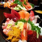 海鮮丼(日本海さかな街   )