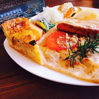 ガレット イタリエンヌ(Cafe Brassens)