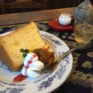 ケーキセット(すゞき  )