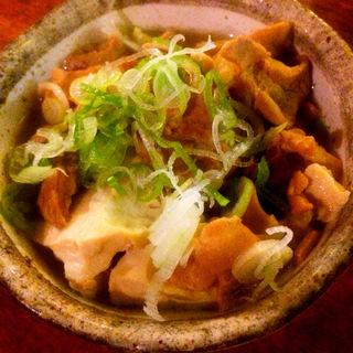 煮込み豆腐(やきとり 戎 西荻南口店 (やきとり・えびす))
