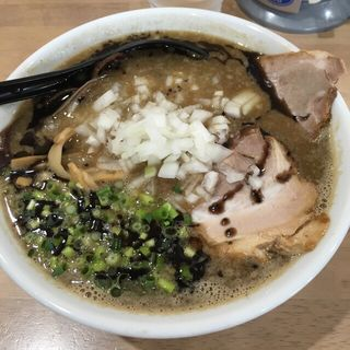 裏メニュー(煮干し)(MONCHAN RAMEN SHUN (モンチャン ラーメン シュン))