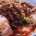 辛口ガチ味噌肉ソバ LV6