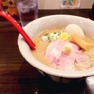 味噌ラーメン(麺屋大河)