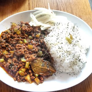 ラムキーマ(curry&cafe afterglow)