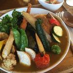 野菜20種類カレー(モノンクル (MONONCLE))