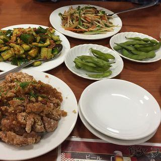 ビールセット(台湾料理 四季の味)