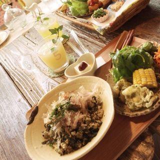 高菜飯lunch(ボワ ジョリ )