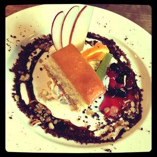 本日のケーキ(けやきカフェ )