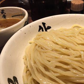 つけめん(麺屋 武蔵 武骨外伝)