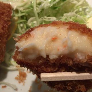 カニクリームコロッケ(キッチンひらき)