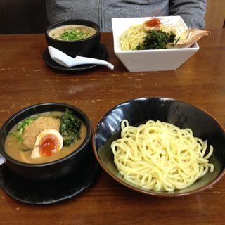 つけ麺(博多ラーメン とんこつ家 (とんこつや))