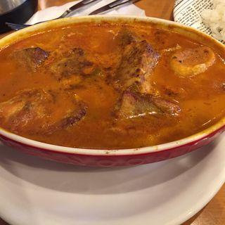 豚バラカリー(Kikuya Curry (キクヤ カリー))