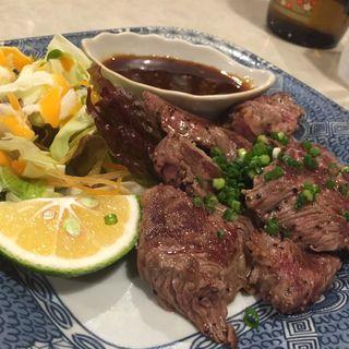 牛サガリステーキ(てっ平)