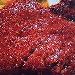黒毛和牛フィレ肉にステーキ
