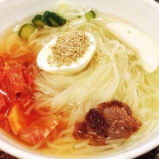 冷麺(肉の米内 (ニクノヨナイ))
