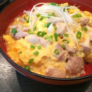 一番どりの塩親子丼( 一番どり 浜松町東芝ビル店 )